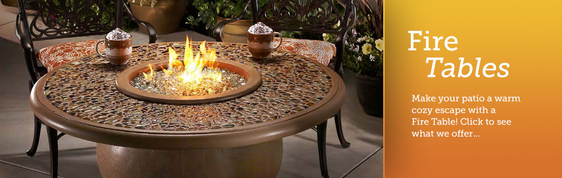 Tallahassee Fireplace And Grill Fire Pits Fire Tables Gas Piping